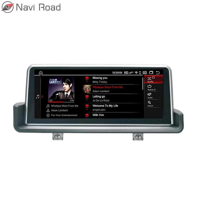 BMW 3 series E90/E91/E92/E93(2005-2012) car dvd player with PX6 android 0.0 and 4/32GB