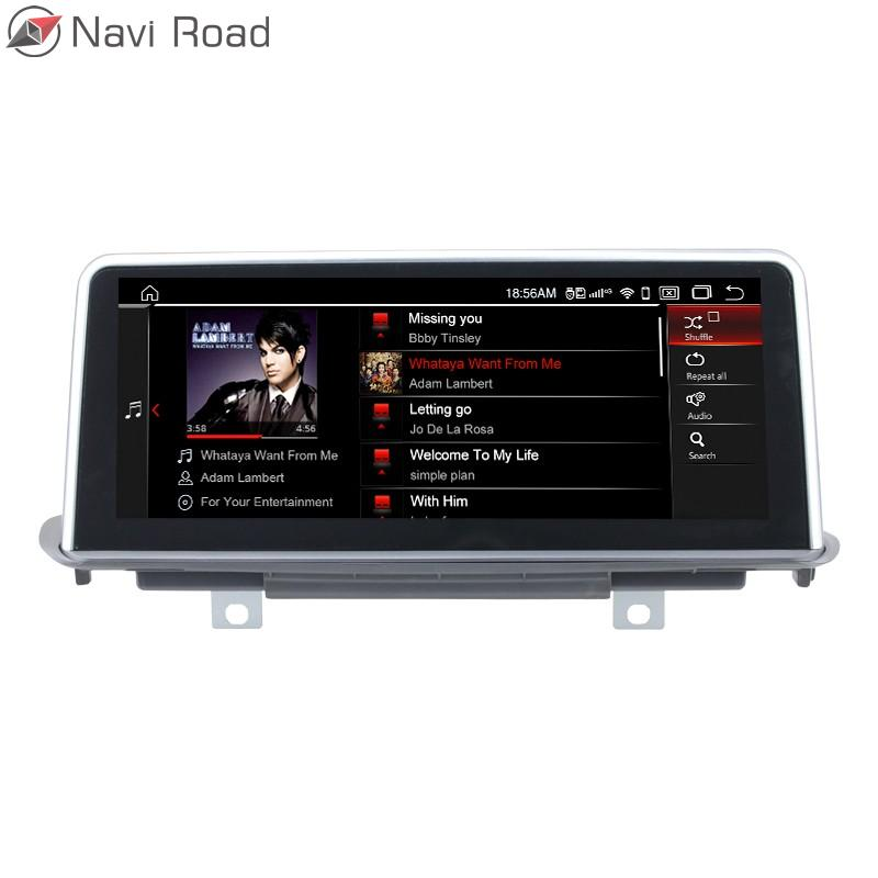 BMW X5/X5 2014-2017 car dvd player with PX6 android 0.0 and 4/32GB
